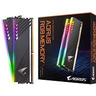 GIGABYTE AORUS 16 GB KIT DDR4 3600 MHz CL18 RGB - Arbeitsspeicher
