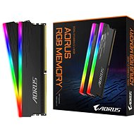 GIGABYTE AORUS 16GB KIT DDR4 3733MHz CL18 RGB - Arbeitsspeicher