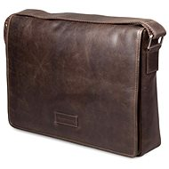"D. Bramante1928 Marselisborg Messenger 14"" dark - Laptop-Tasche"