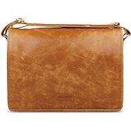 "dbramante1928 Marselisborg messenger 16"" Golden Tan - Laptop-Tasche"