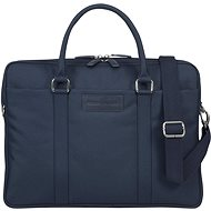 dbramante 1928 AVENUE PURE Ginza Duo Pocket Bag PURE für Laptop 16'' Blue - Laptop-Tasche