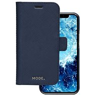 dbramante1928 Mode New York Hülle für iPhone 12/12 Pro Ocean Blue Blau - Handyhülle