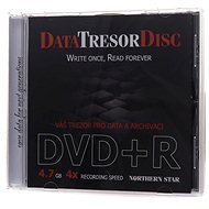 DATA TRESOR DISC DVD+R (1 Stk im Jewel Case) - Media