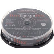 DATA TRESOR DISC DVD + R 10er Packung - Media