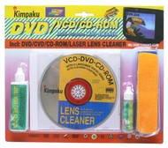 Souprava na mechanické čištění CD/DVD médií