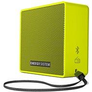 Energy Sistem Music Box 1+ Pear - Bluetooth-Lautsprecher