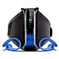 Energiesystem Active 2 Neon Blue 4GB - MP3 Player