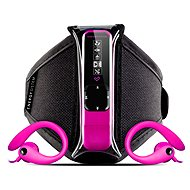 Energiesystem Active 2 Neon Fuchsia 4GB - MP3 Player