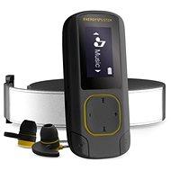Energy Sistem MP3 Clip Bluetooth 16GB Gelb - MP3 Player