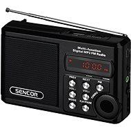 Sencor SRD 215 B - Radio