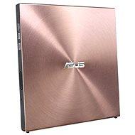 ASUS SDRW-08U5S U rosa + Software - Externer Brenner