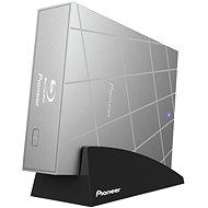 PIONEER BDR-X09T Externer Blu-Ray Brenner - Blu-ray Brenner