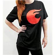 eXtatus tričko černé S - T-Shirt