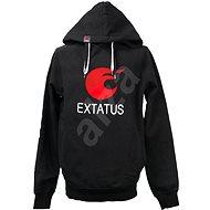 eXtatus Sweatshirt ohne Sponsoren schwarz - Sweatshirt