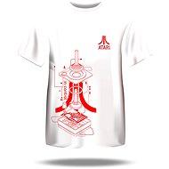 Atari T-Shirt – Iconic Joystick Blueprint S - T-Shirt