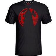 Star Wars Vader Red Puff T-Shirt - S - T-Shirt