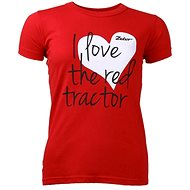 Zetor Herz - T-Shirt L - T-Shirt