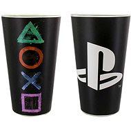 PlayStation - Brille mit PS Logo - Gläser für kalte Getränke
