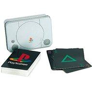 PlayStation - Spielkarten mit PS-Symbolen - Karten