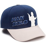 Star Wars - Silhouette von Han Solo - Cap
