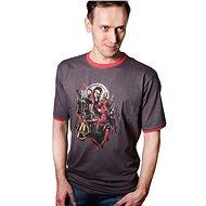 Marvel Unendlichkeits-Kriegs-Rächer - M - T-Shirt