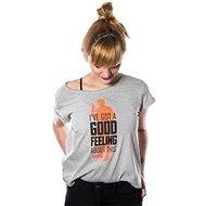 Star Wars gutes Gefühl Damen - L - T-Shirt