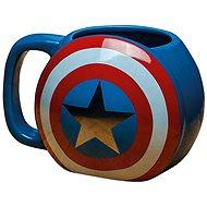 Kapitän America Shield Mug - Tasse