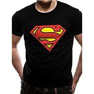 Superman - T-Shirt (Herren) S - T-Shirt