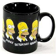 Die Simpsons - Homers Woche - Becher - Tasse
