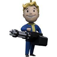 Fallout Vault Boy 3D - Big Gun - Schlüsselbund - Schlüsselring