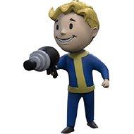 Fallout Vault Boy 3D - Energy Weapon - Schlüsselanhänger - Schlüsselring