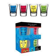 Freunde - stamprle (4x) - Gläser für kalte Getränke