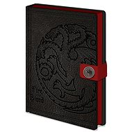 Game of Thrones- Targaryen - Notizbuch - Notizbuch