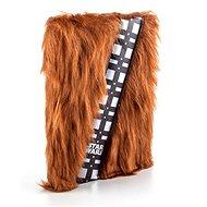 Star Wars - Chewbacca Mantel - Notizbuch - Notizbuch