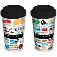 Freunde - Reisebecher - Tasse