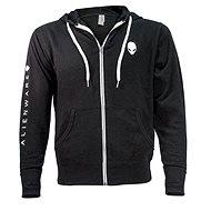 Dell Alienware Terry Zip Hoodie - Sweatshirt