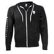Dell Alienware Terry Zip Hoodie - XL - Sweatshirt