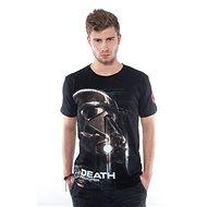 STAR WARS Death Trooper - schwarzes T-Shirt - T-Shirt