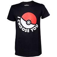 "Pokemon ""Ich wähle dich"" - T-Shirt - T-Shirt"