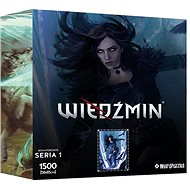 Witchcraft - Yennefer - offizielles Puzzle - Puzzle