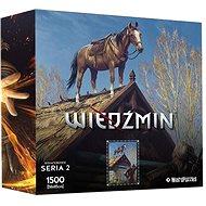 The Witcher- Klepna - offizielles Puzzle - Puzzle