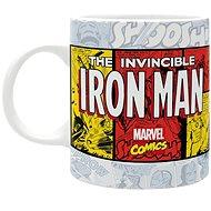 MARVEL Iron Man Vintage - Becher - Tasse