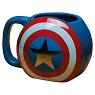 Marvel Captain America 3D - Becher - Tasse