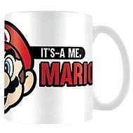 Its Me Mario - Becher - Tasse