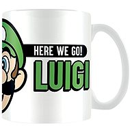 Here We Go Luigi - Becher - Tasse