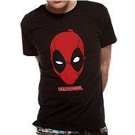 Deadpool Head - XL T-Shirt - T-Shirt