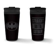 Straight Outta Gotham - Reisebecher - Reisender Becher