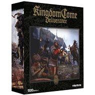 Kingdom Come Deliverance - Dorfplünderung - Puzzle