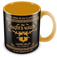 Game Of Thrones The Nights Watch - Becher - Tasse