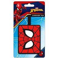 Spiderman Eyes - Namensschild - Namensschilder für Gepäck